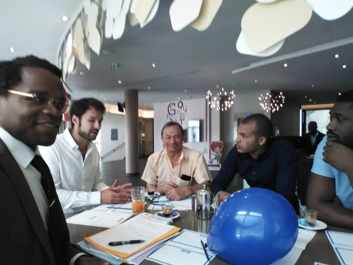 Saint Denis Consultations citoyennes sur l'Europe