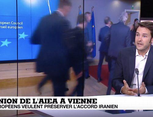 France24 – L'UE peut-elle sauver l'accord iranien?