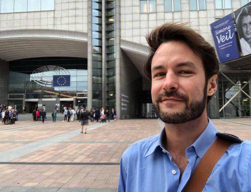 Un communiste au Parlement européen : Altiero Spinelli