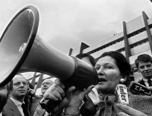 Simone Veil au Parlement européen: un discours visionnaire