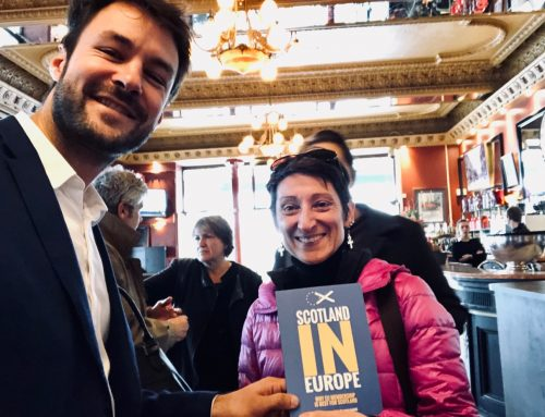 L'Europe, c'est le prix d'un café à Nîmes