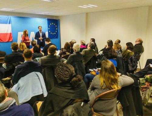 Immigration en Europe: parlons-en dans le Val-de-Marne!