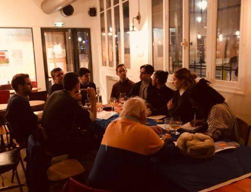 Osons Débattre : Café-citoyen sur l'Europe à Paris 19e