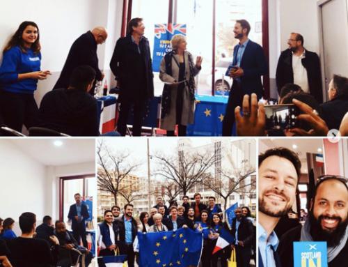 Avec les JAM Rhône, on parle Europe à Villeurbanne/Lyon!