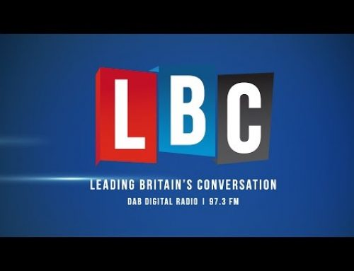 My LBC interview on Brexit with Ian Dale
