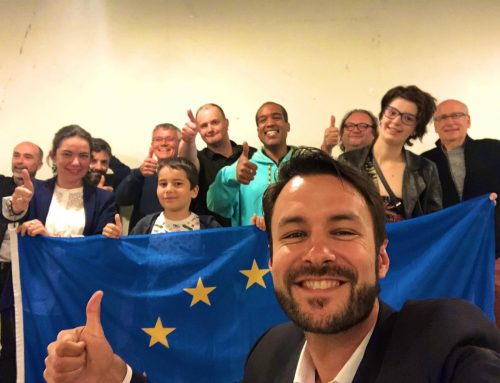 A Argentan dans l'Orne, l'Europe n'est pas si loin!