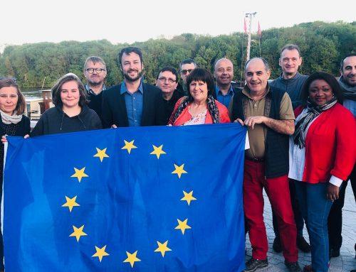 A Conflans, on débat Europe et immigration très concrètement!