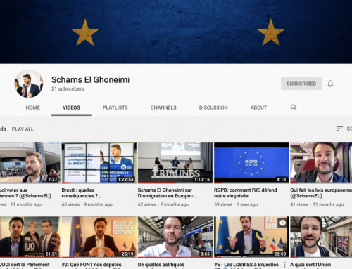 L'Europe on en reparle en 2024? (ma mini chaîne Youtube) 🇪🇺✌️