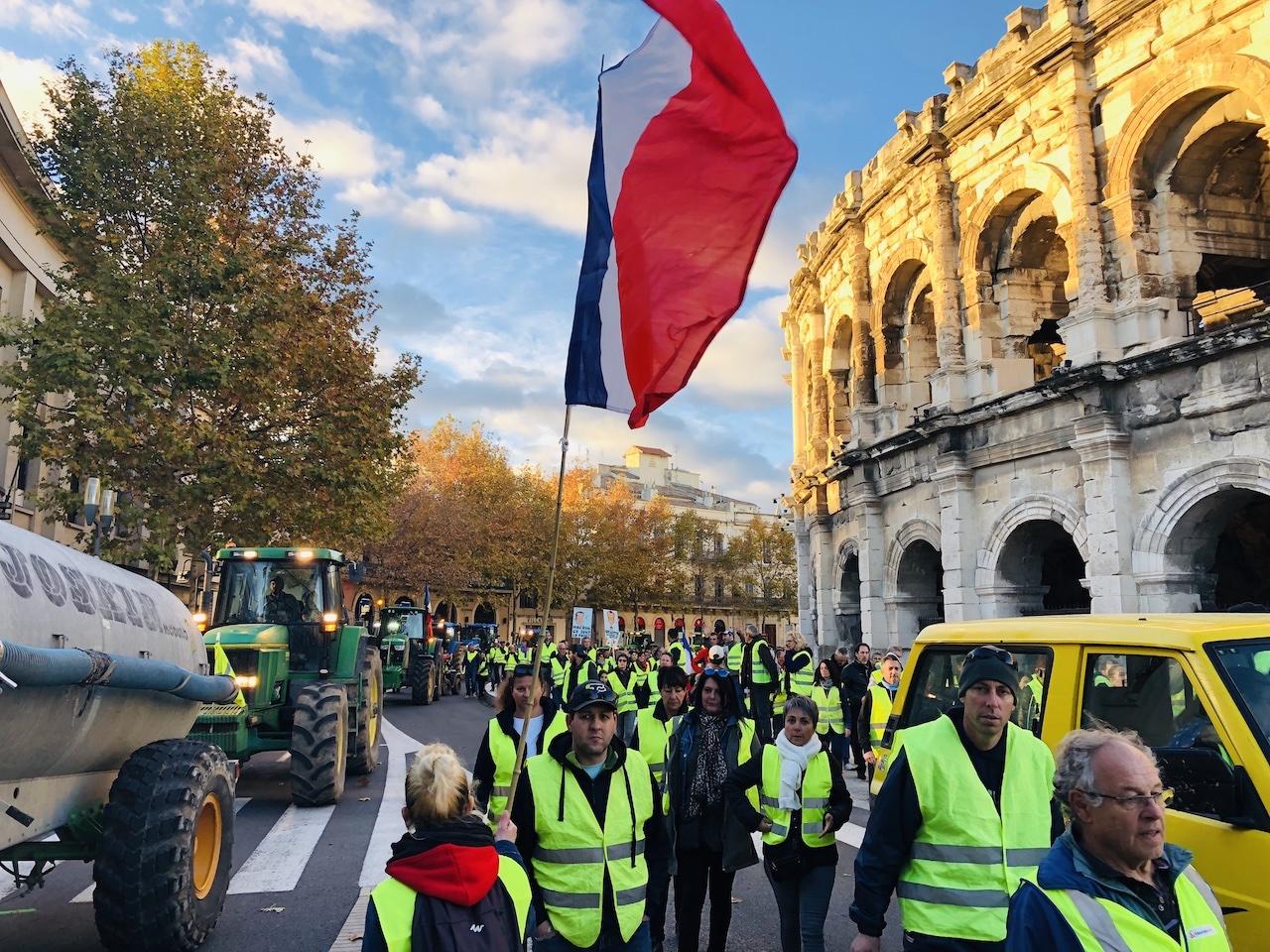 L'Europe doit entendre les gilets jaunes